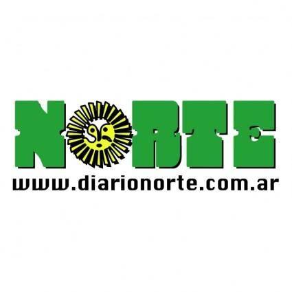 free vector Diario norte