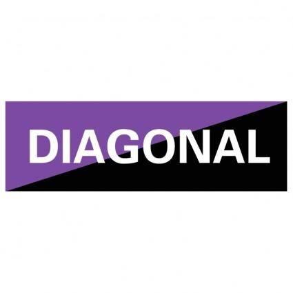 free vector Diagonal