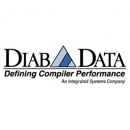 free vector Diab data