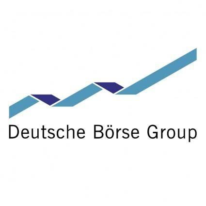 free vector Deutsche borse group