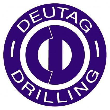 free vector Deutag drilling