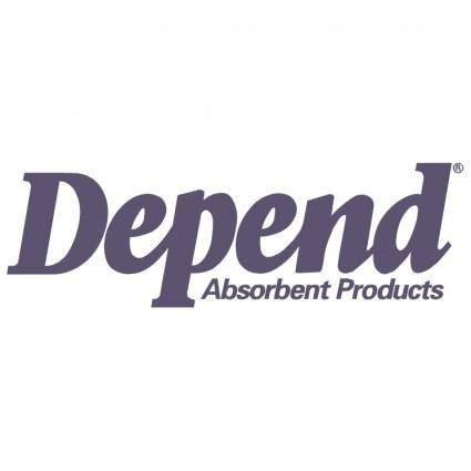 free vector Depend