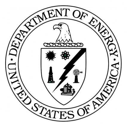 free vector Department of energy