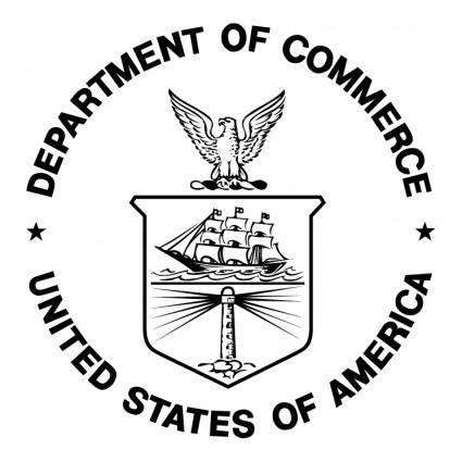 free vector Department of commerce