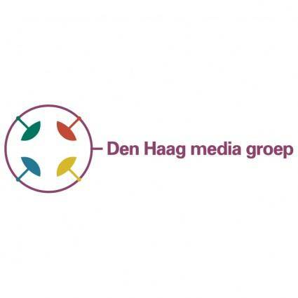 free vector Den haag media groep