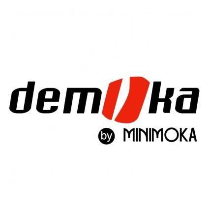 free vector Demoka