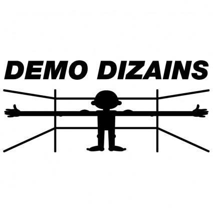 free vector Demo dizains