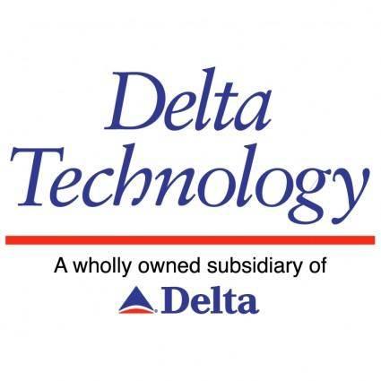 free vector Delta technology 0