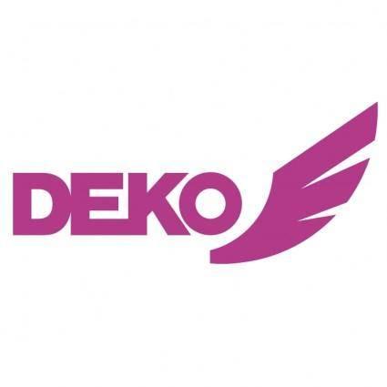 free vector Deko