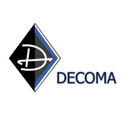 free vector Decoma
