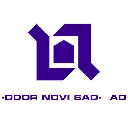 free vector Ddor novi sad