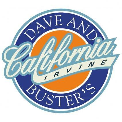 Dave and busters california irvine