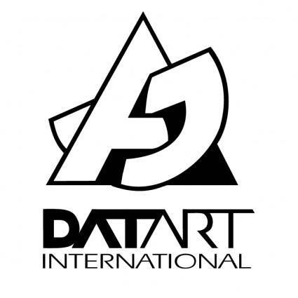 free vector Datart international