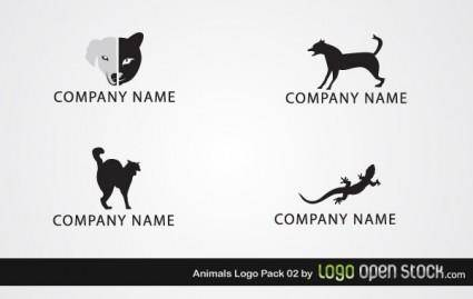 Animal Logo Pack 02