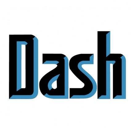 free vector Dash