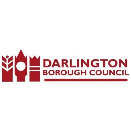 free vector Darlington borough council