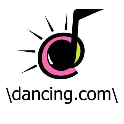 free vector Dancingcom