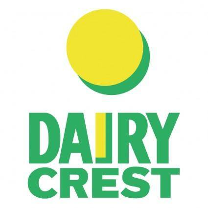 free vector Dairy crest