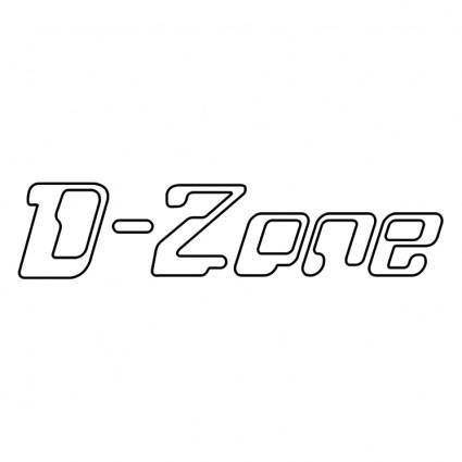 free vector D zone magazine