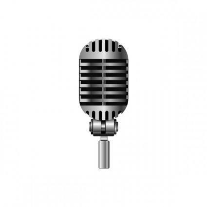 free vector Microphone Vector