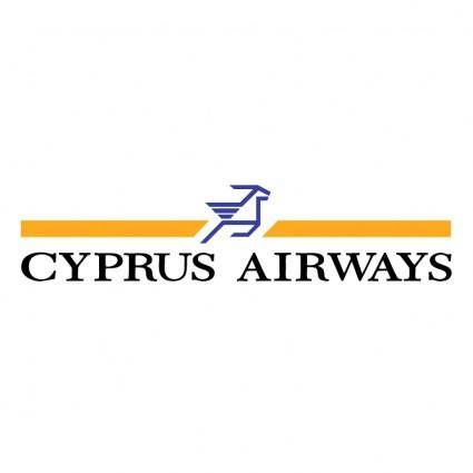 free vector Cyprus airways
