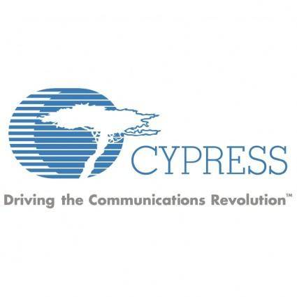 free vector Cypress semiconductor