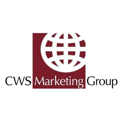 free vector Cws marketing group