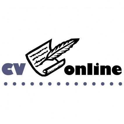 free vector Cv online