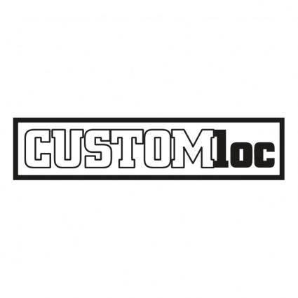 free vector Customloc