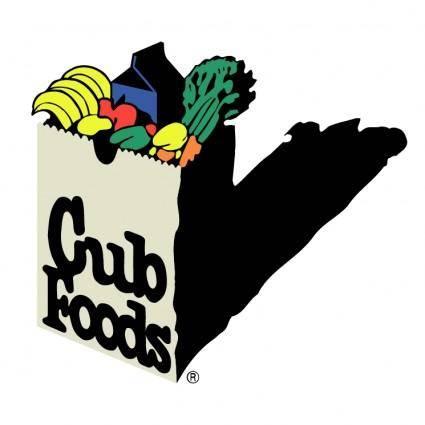 free vector Cub foods
