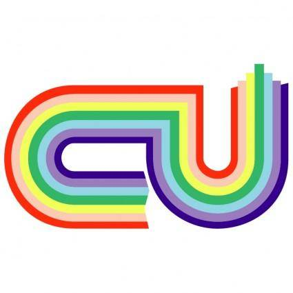 free vector Cu rainbow