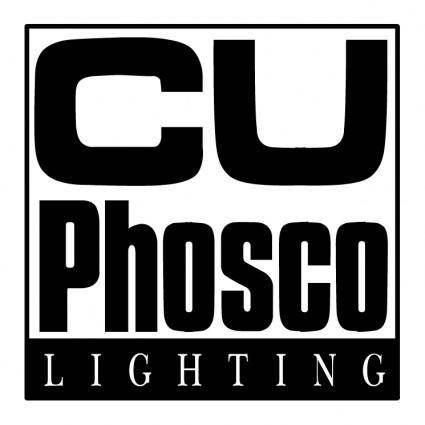 free vector Cu phosco lighting