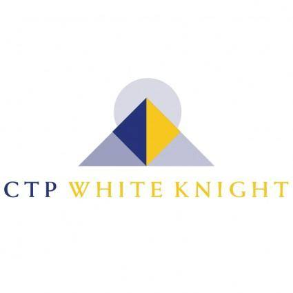 free vector Ctp white knight