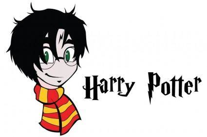 free vector Harry Potter Vector