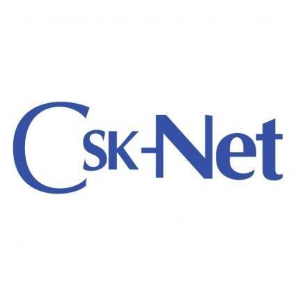 free vector Csk net