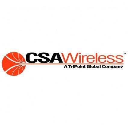 free vector Csa wireless
