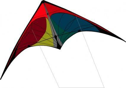 free vector Kite Vector