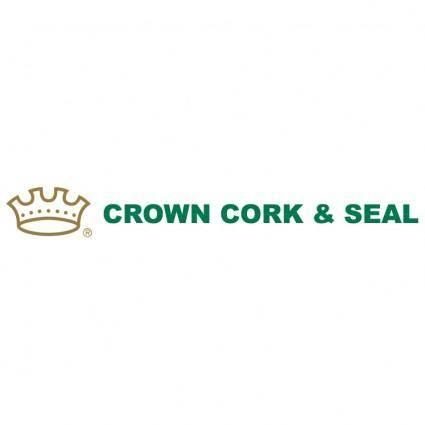 Crown cork seal