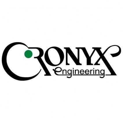 free vector Cronyx engineering