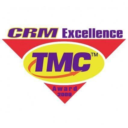 free vector Crm excellence award 2000