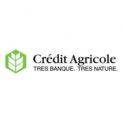 free vector Credit agricole 0