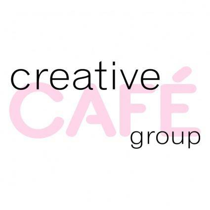 free vector Creative cafe group