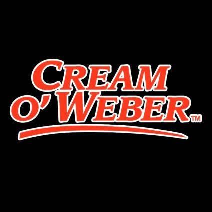 free vector Cream oweber