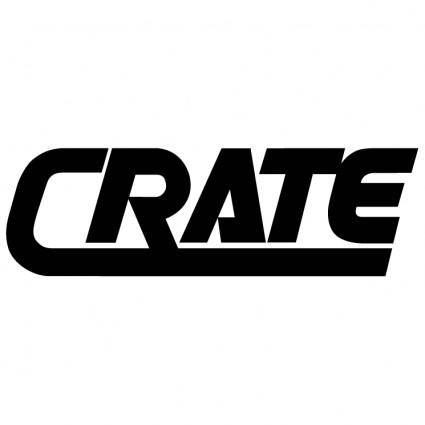 free vector Crate