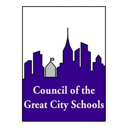Council of the great city schools