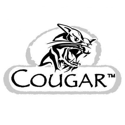 free vector Cougar