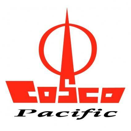 free vector Cosco pacific
