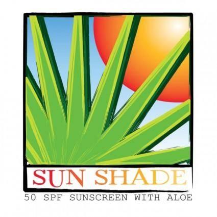 free vector Sun Shade