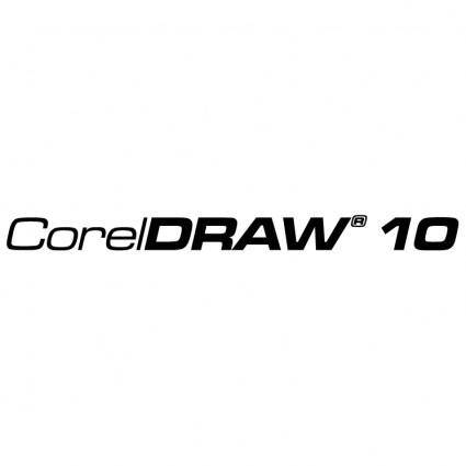 free vector Coreldraw 10