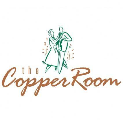 Copper room